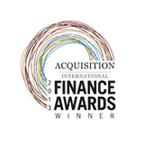 Acquisition Finance  Awards 2016